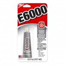 Е6000 объем 0,5 oz. (14,7 мл.)